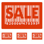 Sale tag — Stock Vector