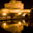 Stock Photo: Castle Saint Angel in Rome