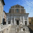 Chiesa di San Domenico, Ancona, Italy — Stock Photo