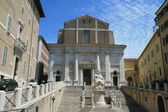 Chiesa di San Domenico, Ancona, Italy — Stock Photo