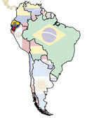 Ecuador — Foto de Stock