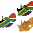 Stock Photo: Republic of south africa