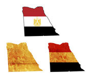 Egypt symbols — Stock Photo