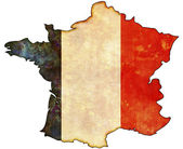 France map — Stock Photo