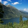 Stock Photo: Mountains lake.