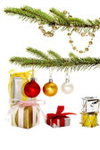 Christmas tree — Stockfoto
