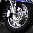 Motocycles - Stockfoto