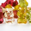Stock Photo: Sweet bears