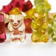 Sweet bears — Stock Photo
