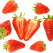 Fresh strawberry — Stock Photo #2044940