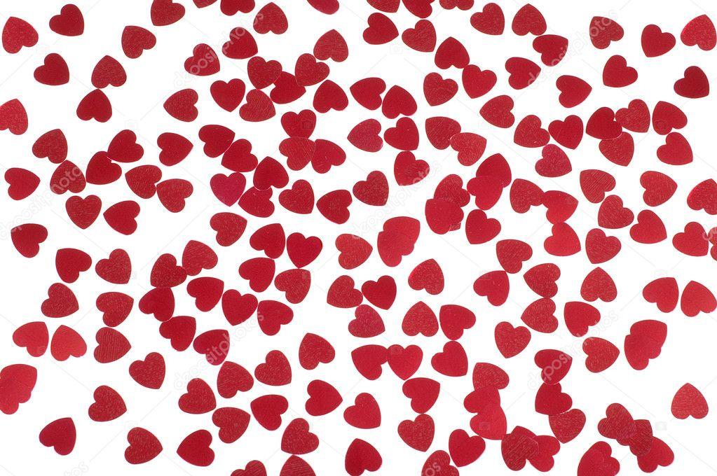 Cuori rossi foto stock 2045199 for Immagini di cuori rossi