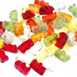 Gummy bears — Stock Photo