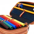Pencil box — Stock Photo
