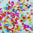 Confetti background — Stock Photo #2125083