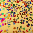 Confetti background — Stock Photo #2185929