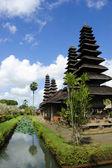 Taman Ayun Temple on Bali — Stock Photo