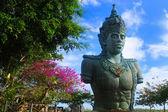 GWK Cultural Park in Bali Garuda Wisnu Kencana — Stock Photo