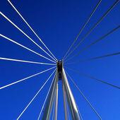 Bridge Lines — Stock Photo
