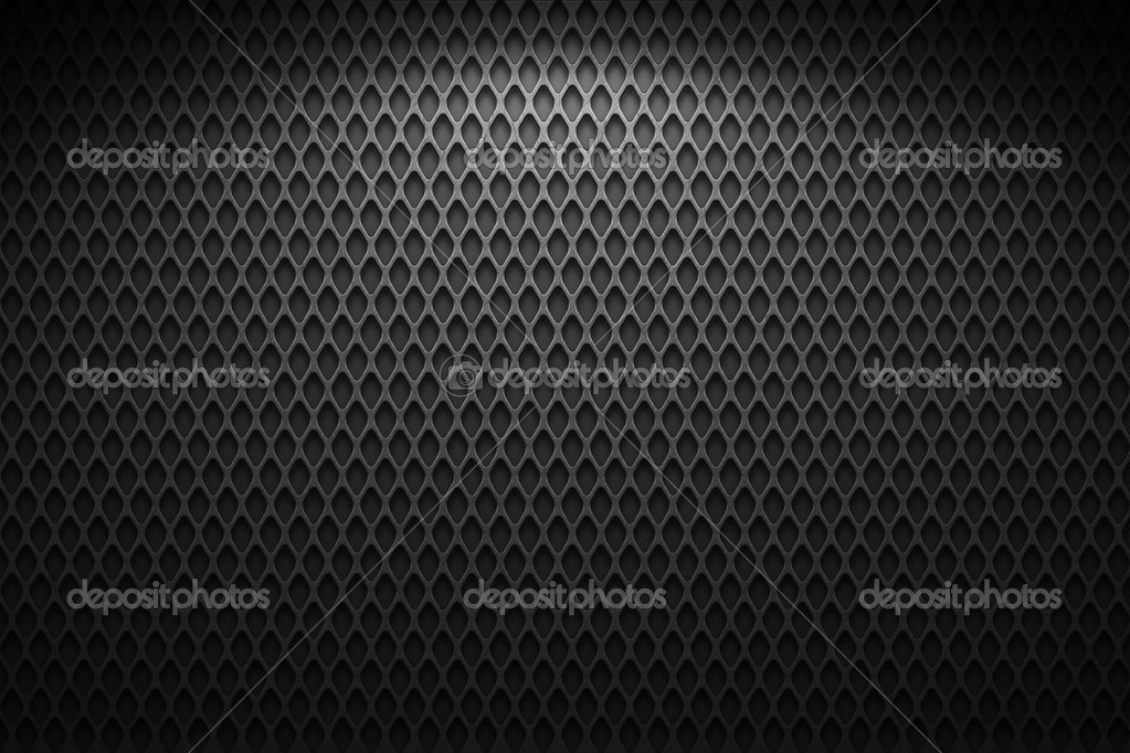 Metal wire mesh, black and gray  Foto de Stock   #2036127