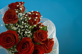 Rose's bouquet — Stock Photo