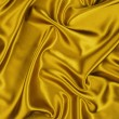 Stock Photo: Gold silk