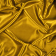 Gold silk — Stockfoto
