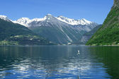 Fjord Norway — Stock Photo