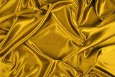 Gold silk — Stock Photo