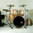 Foto de Stock  : Drum set