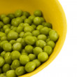 Stock Photo: Pea