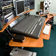 Studio recording equipment — Stok Fotoğraf #1809407