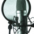Studio microphone — Stock Photo #1902469