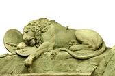 Luzern lion — Stock Photo