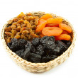 Dried fruit — Stock Photo