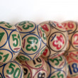 Bingo Ball — Stock Photo