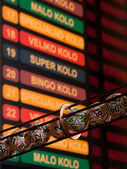 Bingo Ball — Stock Photo