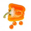 Yellow pepper — Stock Photo