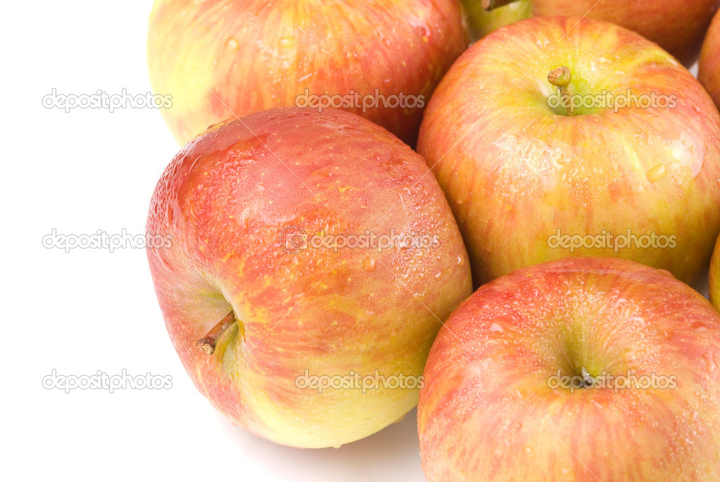 Fresh and delicious apple fruit — Stock Photo #1816052