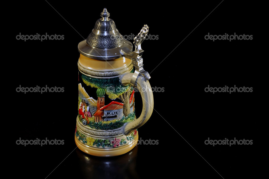 Beer mug from Austria. — Stock Photo #1745212