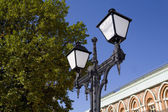 Park light — Stock Photo
