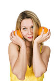 Oranges — Foto Stock