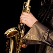Sax — Stock Photo #1848569