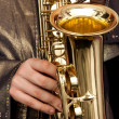 Sax — Stock Photo #1849014
