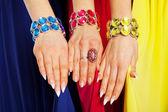 Hands — Stock fotografie
