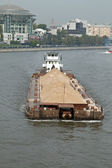 Barge — Stock Photo