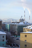 Murmansk — Stock Photo