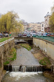 Streets of city Kislovodsk — Stock Photo