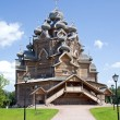 Pokrovskiy is the cathedral - Stock Photo