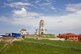 Svyato-Georgievskiy nunnery — Stock Photo