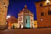 Architecture of Pistoia — Stock Photo